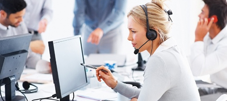 I.T. Help Desk Services