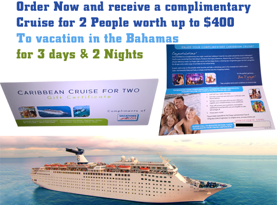 cruise webhosting special offer
